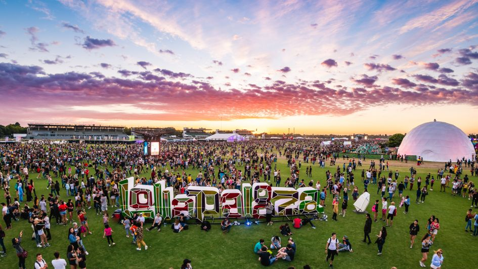 Trap, rock y muchos colores: mirá las fotos del primer día del Lollapalooza 2019
