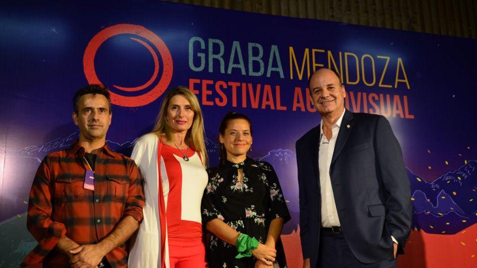 La UNCuyo presentó Graba 03