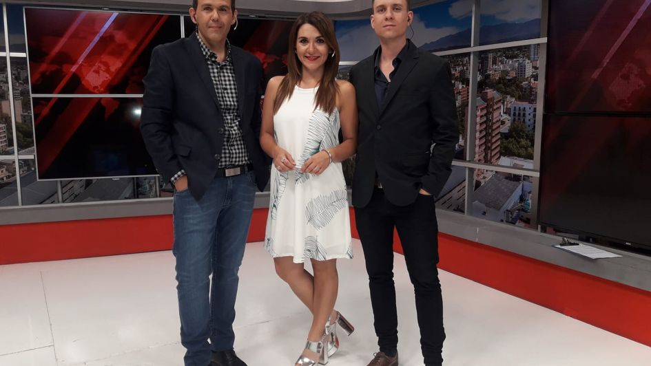Las caras de las noticias en Mendoza
