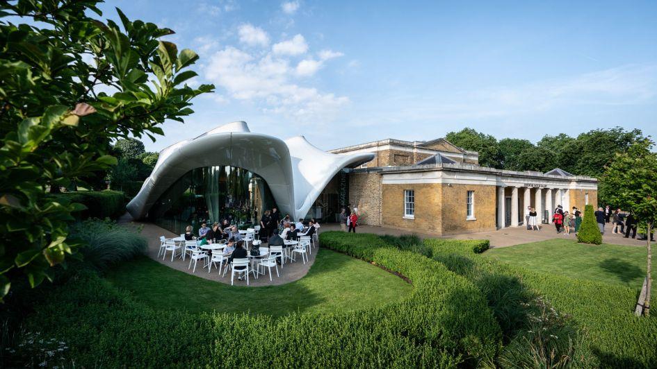 Tendencias de Arquitectura en el Serpentine Gallery