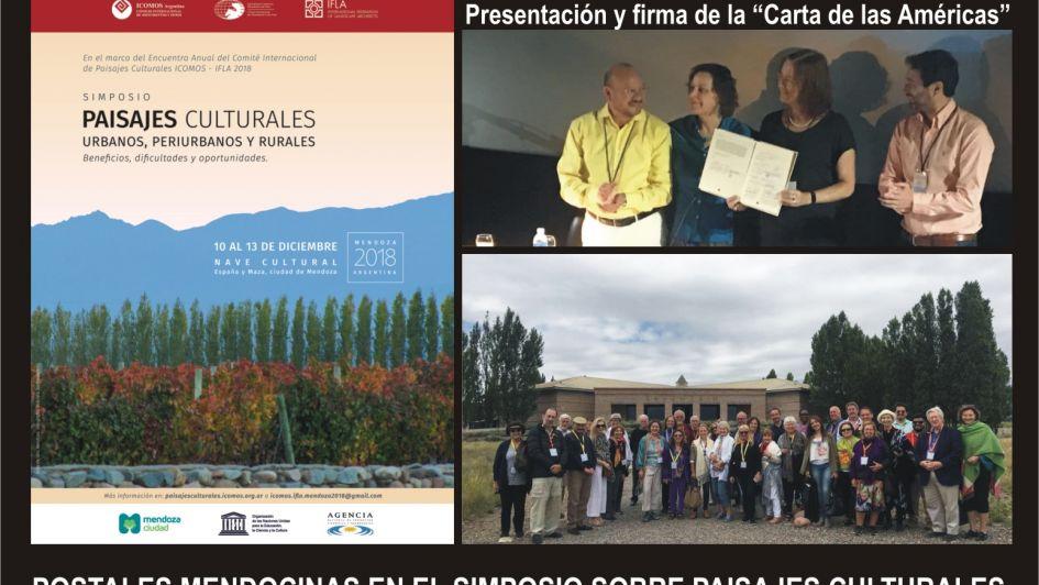 Paisajes culturales de Mendoza: el desafío de legarlos a las generaciones futuras