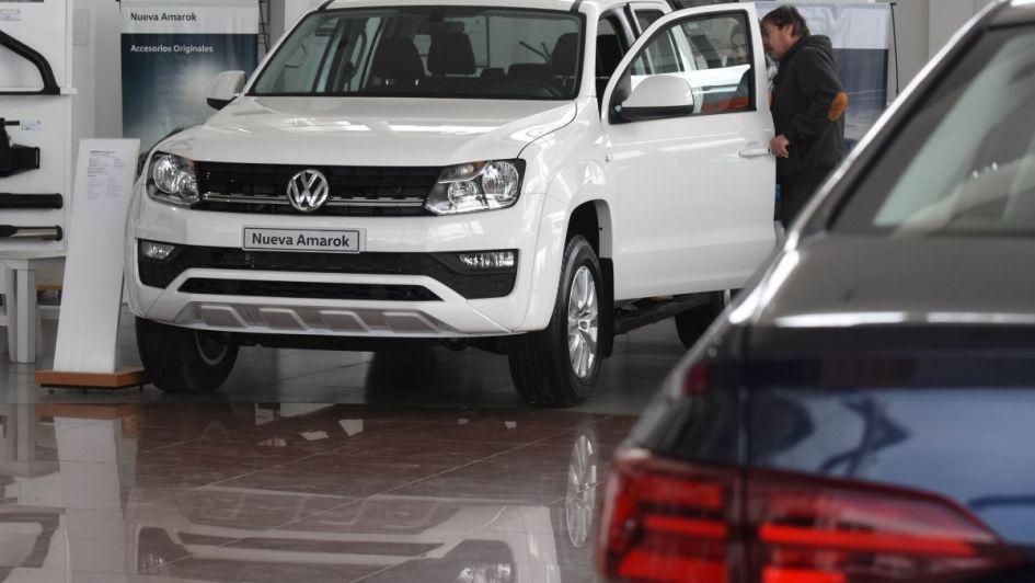 Mendoza: la venta de autos 0 Km bajó 55% en marzo