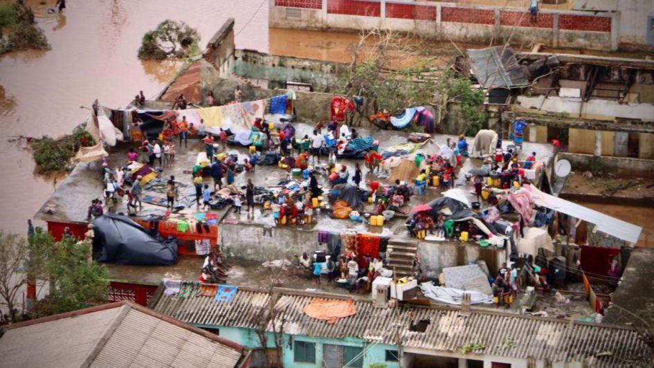 Encontraron nuevos cadáveres y ya son más de 800 los muertos que dejó el ciclón Idai