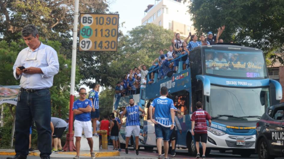 Godoy Cruz cosechó el tercer empate consecutivo — Copa Libertadores