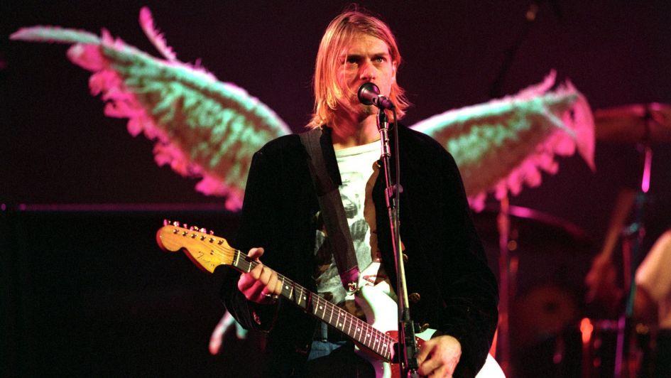 Kurt Cobain: a 25 años del suicidio que conmocionó al mundo