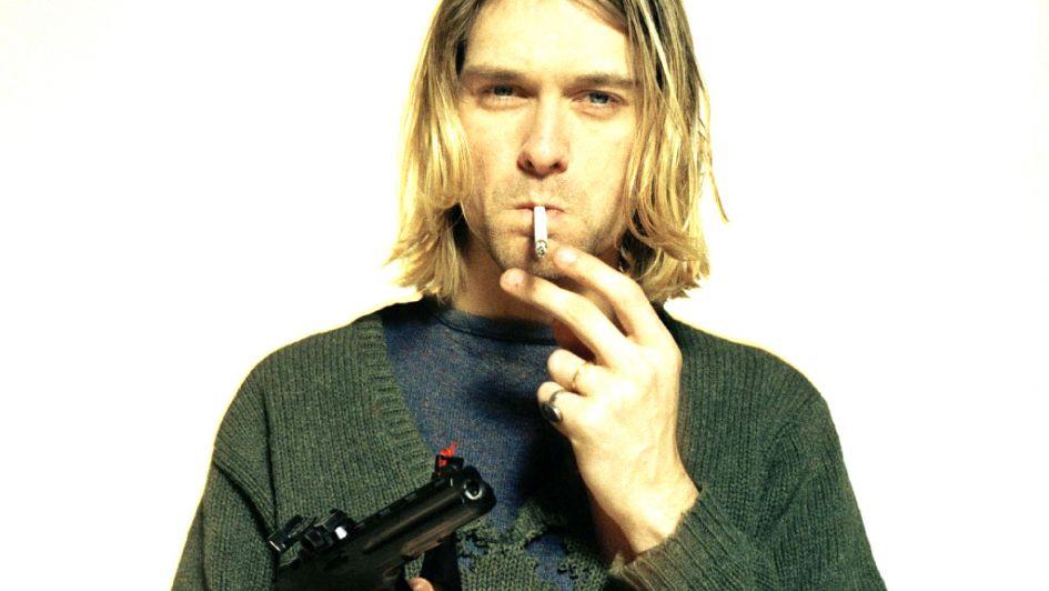 25 años sin el símbolo de los 90: Kurt Cobain
