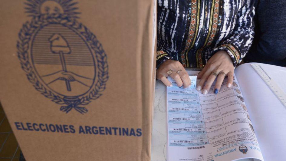Fijate en qué escuela te toca votar en las PASO municipales de abril
