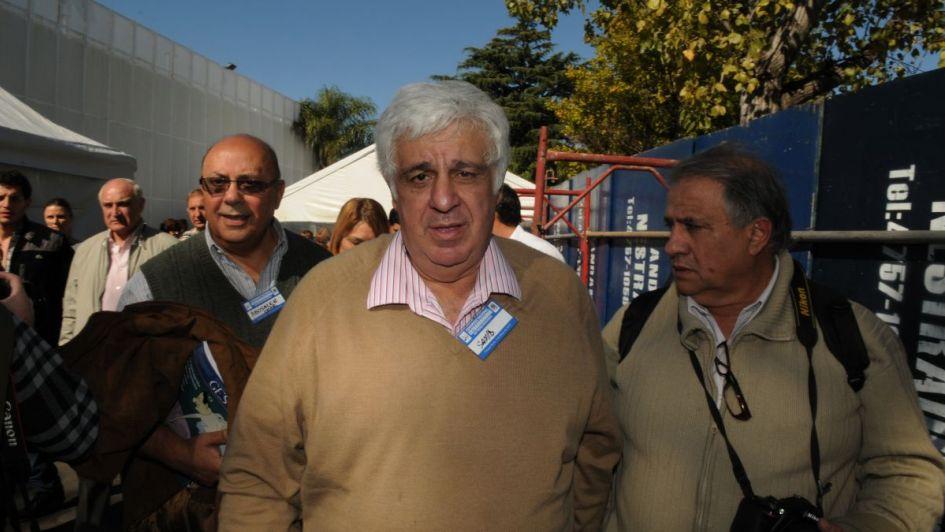 Alberto Samid, sobre la orden de detención: