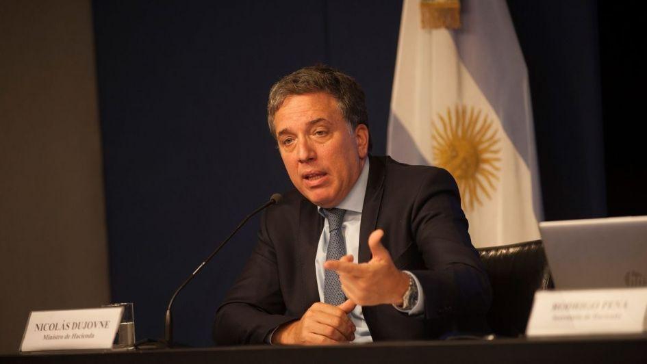 Sandleris y Dujovne buscarán frenar el mayor ajuste pedido por el FMI