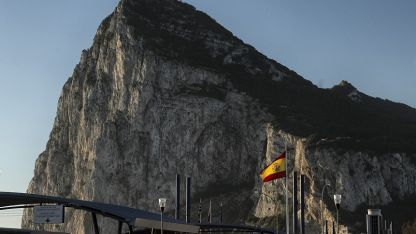 Gilbraltar. Ningún presidente español renunció al reclamo de la soberanía por el istmo.