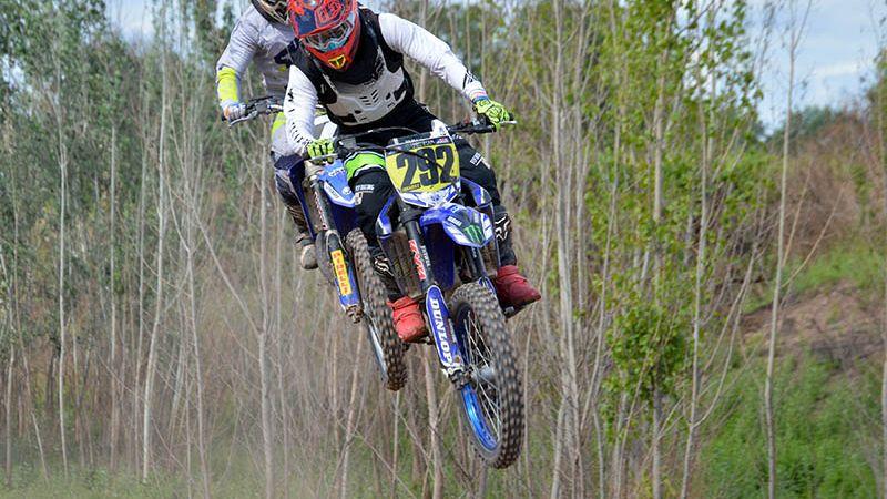 San Rafael espera por la 1ª fecha del Motocross del Sur Mendocino
