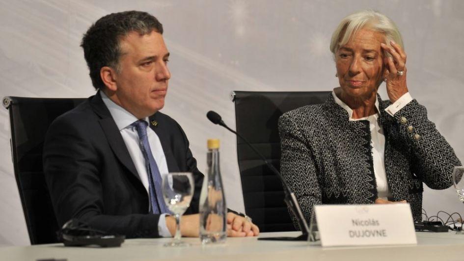 El FMI habla del fin de la recesión ylibera otrosU$S10.800 millones