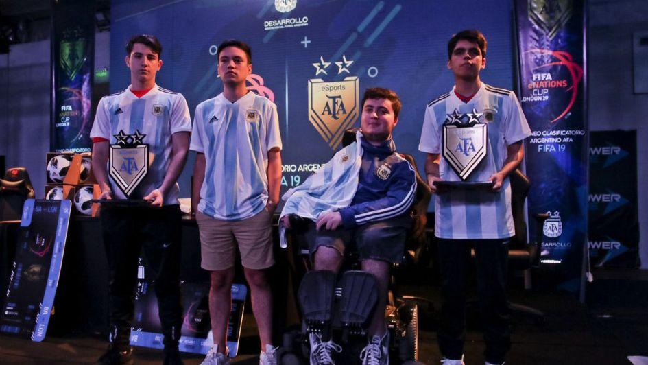 De Selección: los gamers que jugarán el Mundial