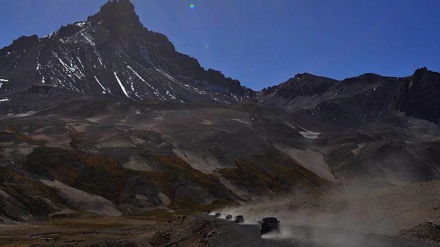 Erupciones: peligro volcánico en el Paso el Pehuenche