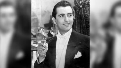Hugo del Carril. Uno de los más importantes directores del cine argentino.