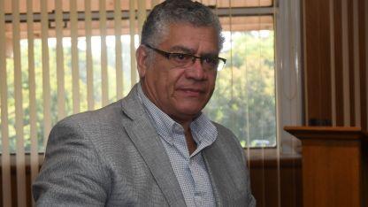 Alfredo Puebla, titular de la Junta Electoral.