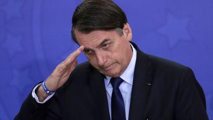 Bolsonaro siempre reivindicó el golpe militar.