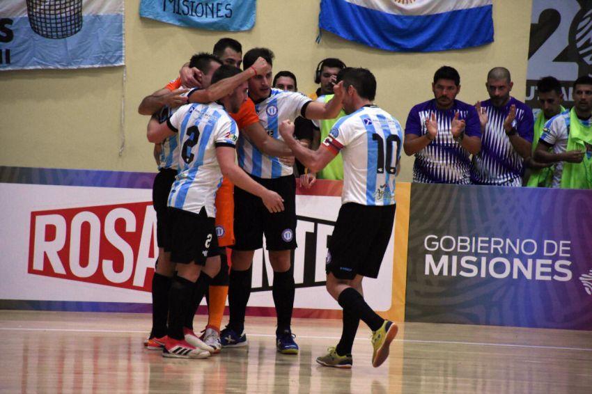 Argentina es campeón del mundo de Futsal