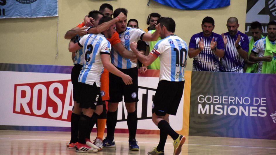 Argentina venció a Brasil y se consagró campeón del mundo en Futsal