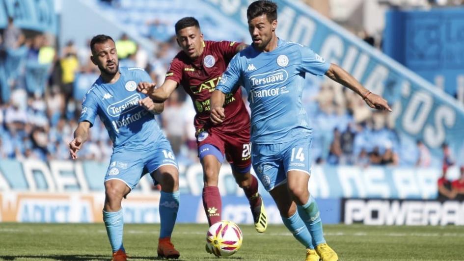 Godoy Cruz perdió con Belgrano, que perdió la categoría