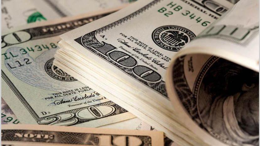 El dólar cerró a $44