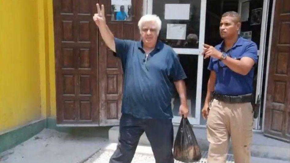 """La defensa de Samid pide una pericia psiquiátrica al empresario: """"No está en sus cabales"""""""