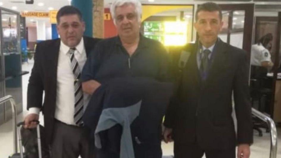 Samid fue expulsado de Belice y está camino a la Argentina