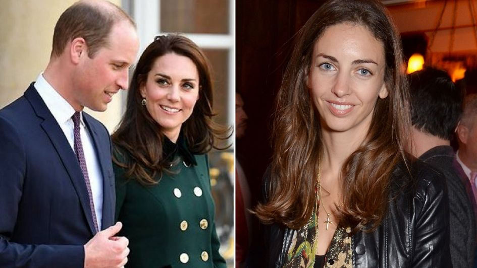La foto que acusa al príncipe William de serle infiel a Kate Middleton con su mejor amiga