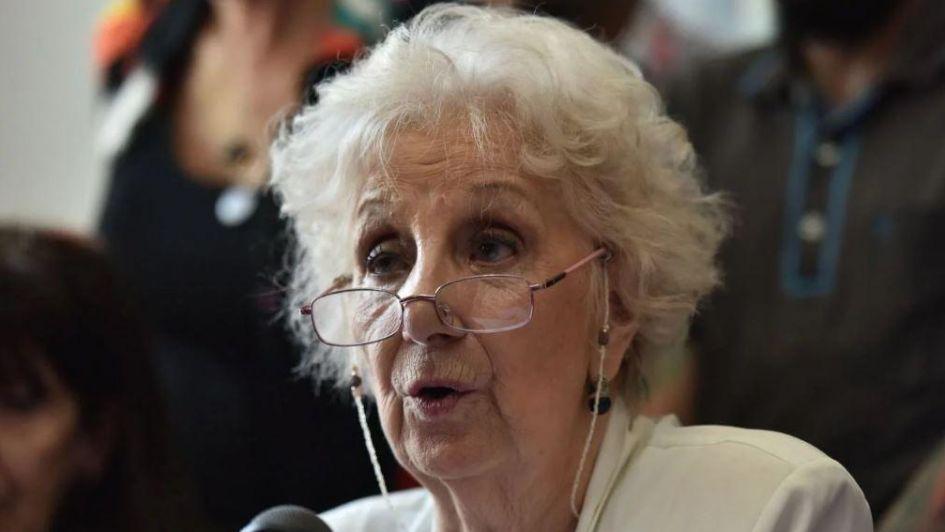 Abuelas de Plaza de Mayo halló a la nieta 129