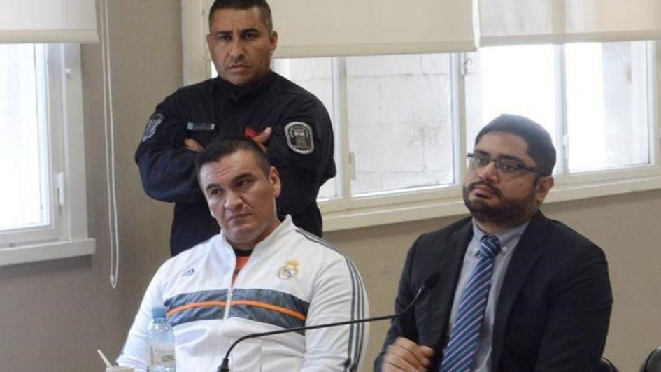 Fisicoculturista, carnicero y taxi boy y ahora condenado a prisión perpetua por asesinato