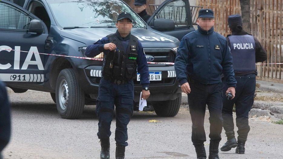 Policía en recuperación volvió a caer con droga en Godoy Cruz cuatro meses después