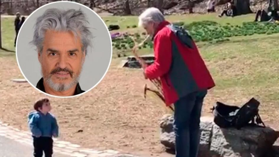 Roberto Pettinato cambió de vida en Nueva York