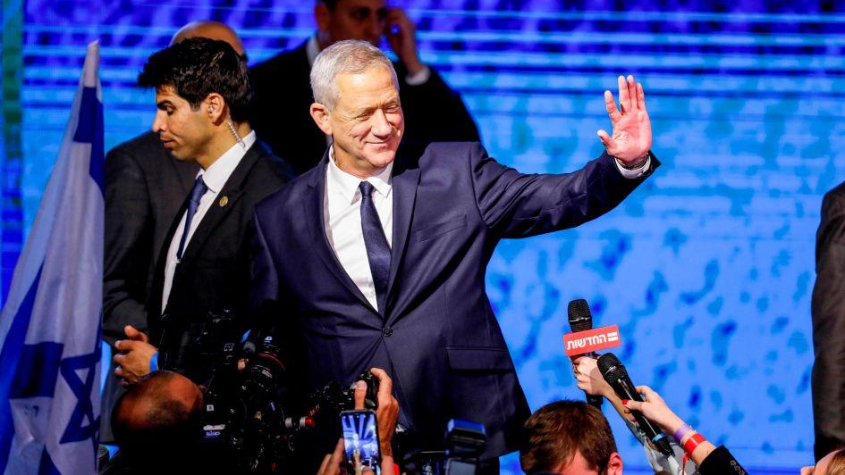 Netanyahu y Gantz se adjudican la victoria en Israel