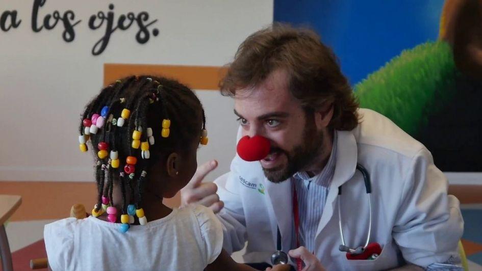 Adiós a Capitán Optimista, el pediatra que recetaba sonrisas