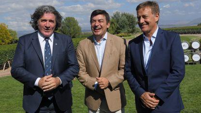 Precandidatos. Ramón, De Marchi y Suárez están definidos. El peronismo aún negocia los suyos.