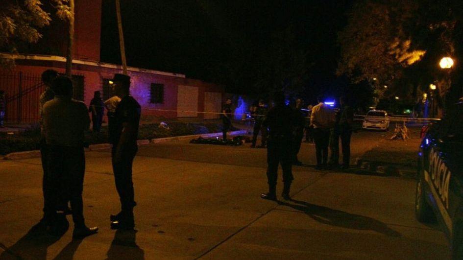 Asesinaron de un balazo a un hombre en la puerta de su casa, en Guaymallén