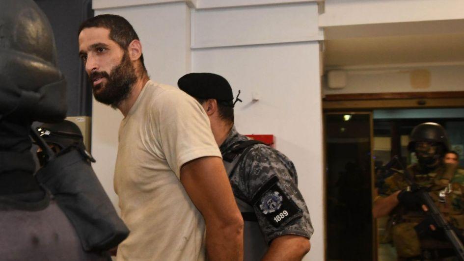 Gil Pereg no será internado en un psiquiátrico y continuará encarcelado en San Felipe