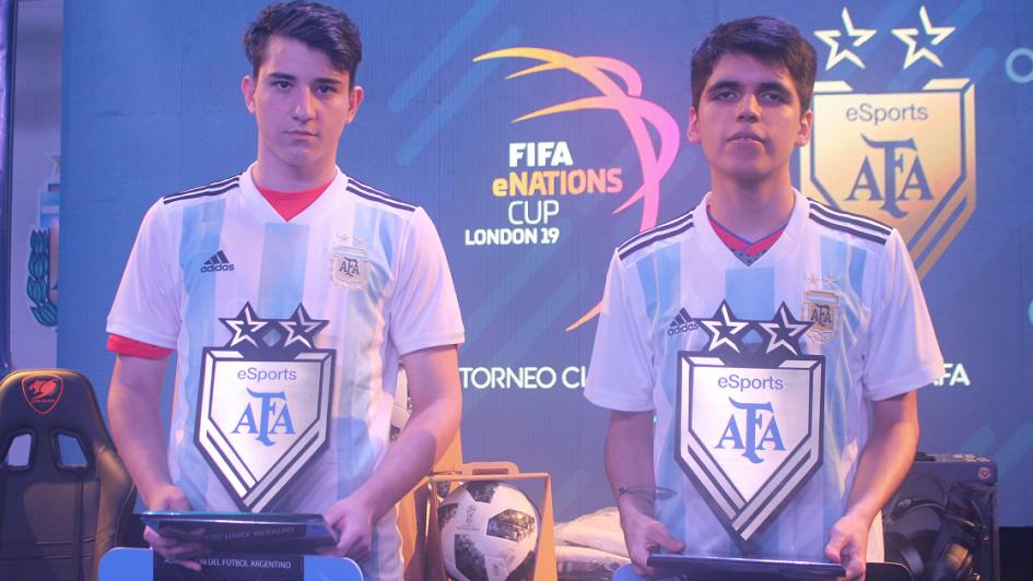 eNations Cup, el Mundial del fútbol virtual