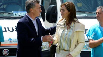 Batalla electoral. El decreto busca allanar la reelección de Vidal en la provincia de Buenos Aires.
