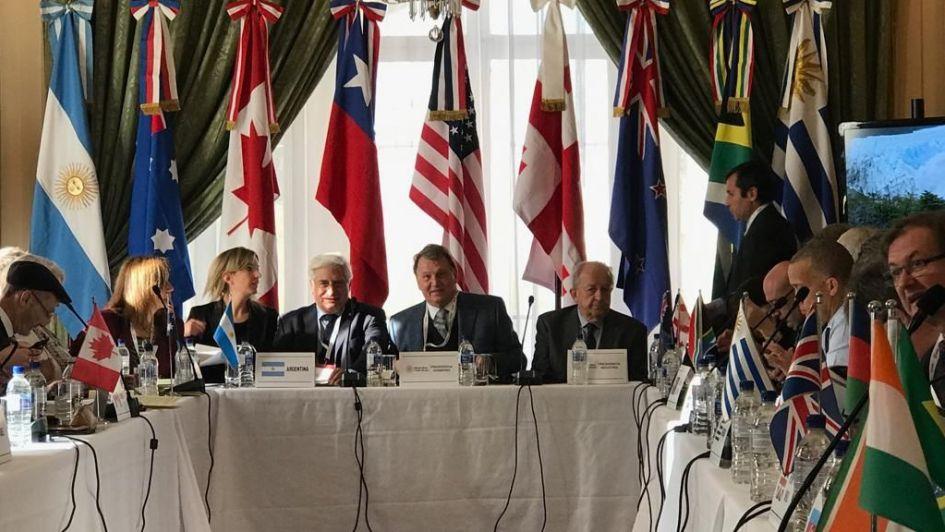 Argentina preside el Grupo Mundial de Comercio del Vino