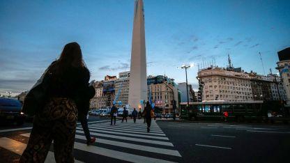 Fuerte olor en la Ciudad de Buenos Aires.