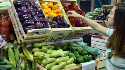 Alimentos. El oligopolio permite el manejo de los precios.