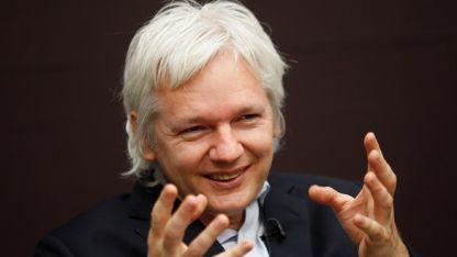 Domicilio. La estadía de Assange en la embajada de Ecuador iba a ser corta, pero finalmente duró casi siete años.