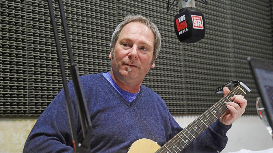 Sergio Sturfeighen: rock de autor
