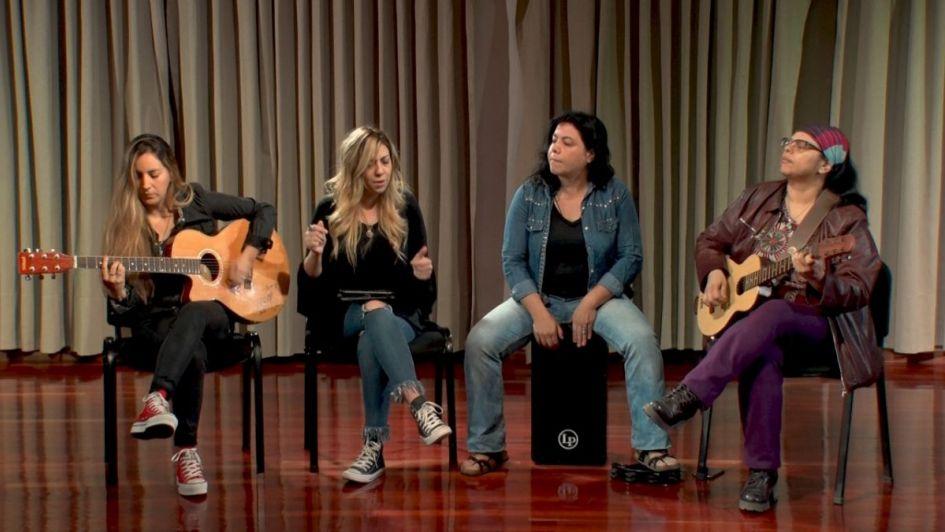 Íntimos, en Los Andes Las Hijas de Janis  y sus hitazos