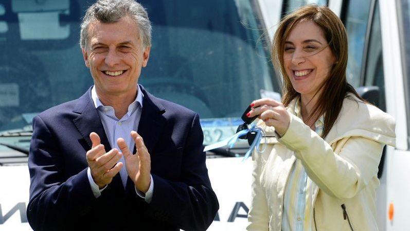 Macri y Vidal por las intendencias peronistas