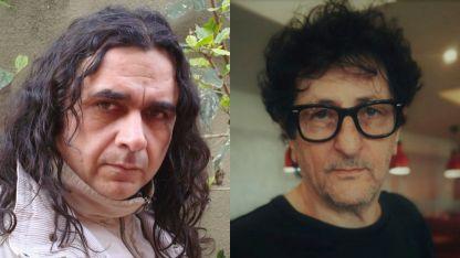 José Celestino Campusano y Raúl Perrone.