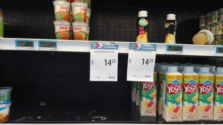Está a la venta sólo 10% de los productos de Precios Cuidados