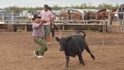 Día de Campo. El tradicional festejo se hace hoy en Alvear.