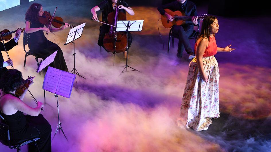 Teatro Mendoza: la histórica sala revivió con una gala excepcional